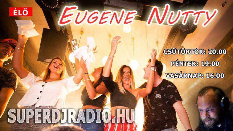 Eugene Nutty SuperDj Rádió - Műsorvezető webrádió