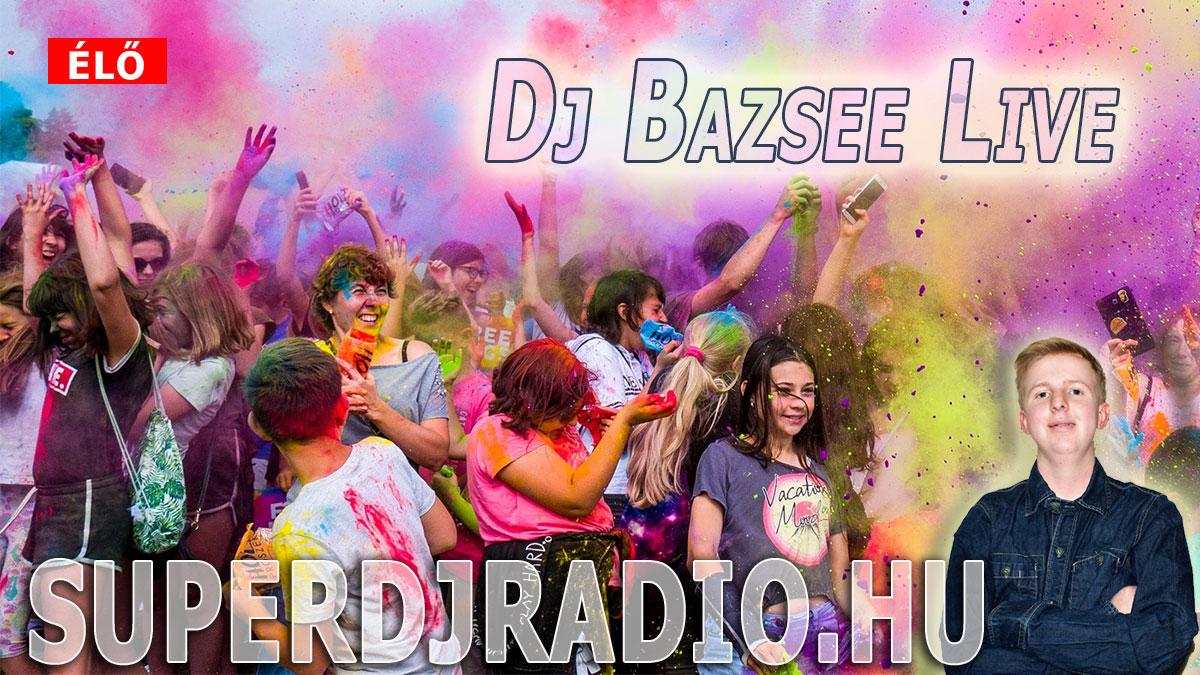 Dj Bazsee SuperDj Rádió - Műsorvezető webrádió