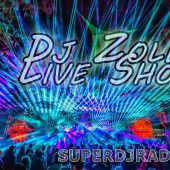 Dj Zolee a Superdj Rádió műsorvezetője webrádió