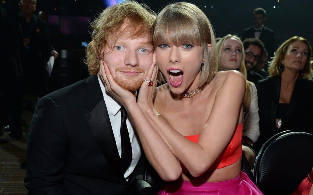Ed Sheeran klipben árulta el, hogyan ismerkedett meg a feleségével.